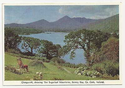 Postcard, Ireland, Cardall Ltd, No 224, Glengarriff, Bantry Bay, Co Cork