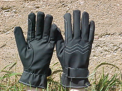 Winter Riding Gloves Thinsulate Lined Equigear Ladies Small
