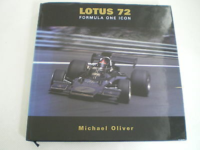 Lotus 72 Formula One Icon by Michael Oliver 2003
