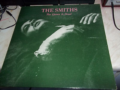 the smiths the queen is dead original
