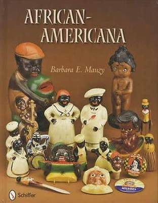 Vintage Black Americana Collectors Guide Mammy Figurines Banks Advertising Etc