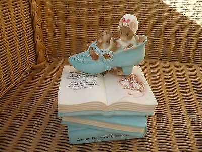 Beatrix Potter Border Fine Arts The Woman who lived in a shoe musical Brahms