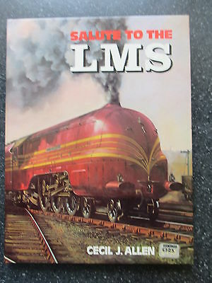 Salute to the LMS  (Cecil J Allen)