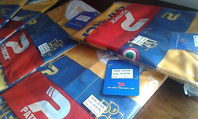 Stupenda maglia shirt trikot PARMA RUGBY SIZE  XXL. PATRICK RUGBY OFFICIAL!!!