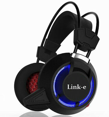 Casque Gaming stereo filaire pour Gamer sur PS4 XBOX ONE PC tablette smartphone