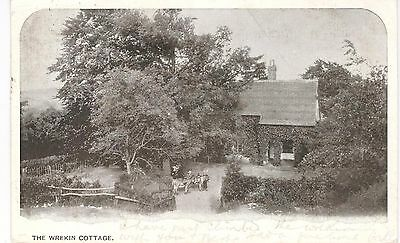 The Wrekin Cottage, nr. Telford  - early view