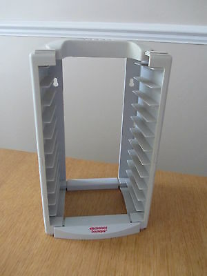 Electronics boutique Playstation One / PS1 Game Holder / Stand / Storage Rack