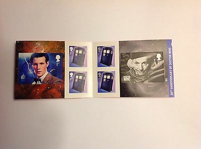 PM36 2013 Dr Who 50th Anniversary with Cylinder W1 Barcode Booklet - complete