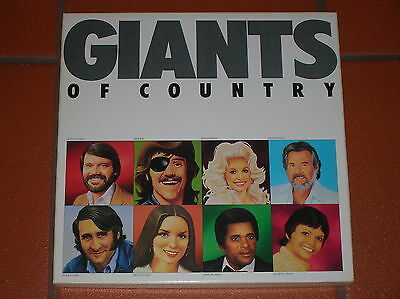 """""""12"""" - 8er LP-BOX - GIANTS OF COUNTRY"""