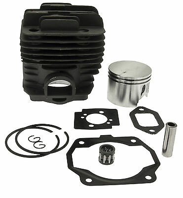 Cylinder Head Pot Lining, Piston, Bearing Top End Rebuild Kit Fits STIHL TS400.