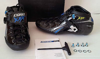 Powerslide Triple XXX speed boots size 44 (us 11) or 45 (us 12)  NEW