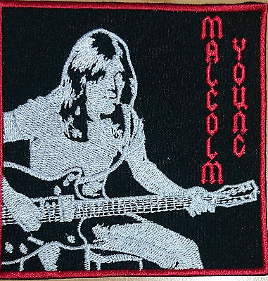 AC/DC Patch Malcolm Young