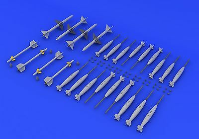 EDUARD BRASSIN 672089 Armament for F-4 in 1:72