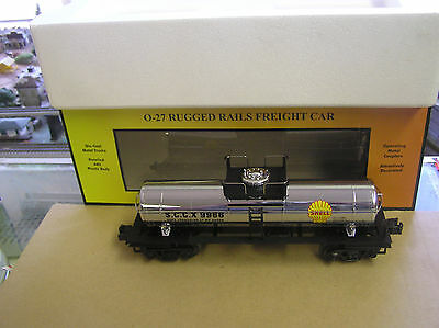 MTH RAILKING PRR SHELL TANK CAR train 30-4226-1 car o gauge tanker 30-4226B NEW