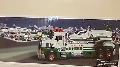 2014 Hess 50Th Anniversary Toy Truck And Space Cruiser With Scout