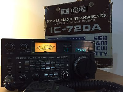 Icom Ic 720A simply the Must