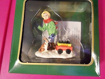COCA COLA TOWN SQUARE COLLECTION ~ SPECIAL DELIVERY # 64326  NRFB  c 1994