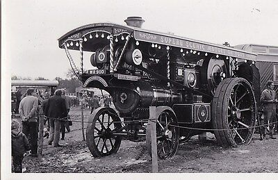 j traction steam engine tractor photo agriculture farming england