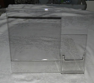 Perspex Acrylic Brochure and Advertisement Stand
