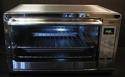 NWOB NEW Oster TSSTTVXLDG Extra Large Digital Toaster/Turbo Convection Oven