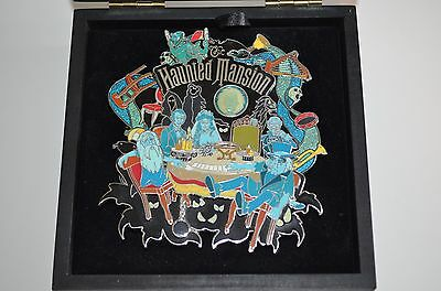 Disney Haunted Mansion Seance Circle Large Limited Edition Pin