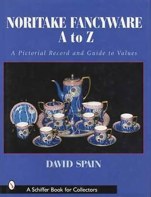 Noritake Fancyware A -Z -  Figurines & Decorative Porcelain Collector ID Guide