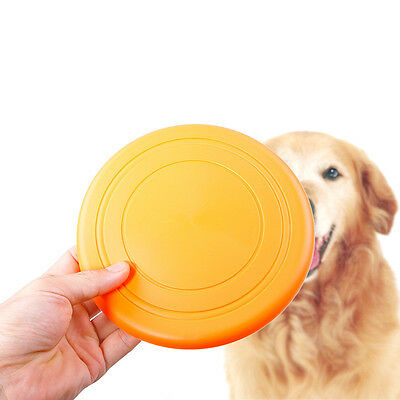 Novelty Frisbee Outdoor Plate Toys Pet Toy Dog Training Tools Flying Disc Saucer
