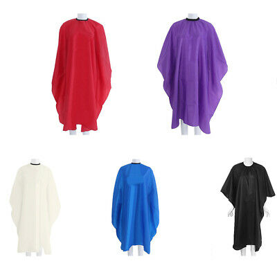 1PC Pro Adult Waterproof Salon Hair Cut Hairdressing Barbers Cape Gown Cloth new