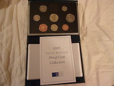 1995 GB Proof Coin Set