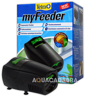 Tetra Myfeeder Auto Fish Feeder Automatic Holiday Adjustible Food Aquarium Tank