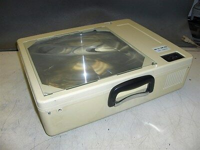 Elmo Hp-285S Portable Overhead Projector 2 Working Bulbs Wind-Up Cord