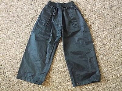 Regatta Toddler Boy Girl Waterproof Over Trousers Age 2 years