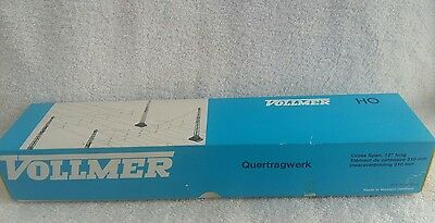 Vollmer HO / OO 'quertragwerk' cross section packs x 10 all sealed in box 1008