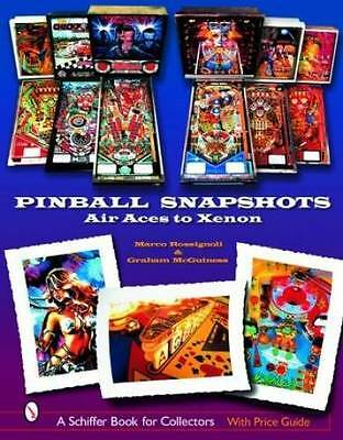 Vintage Pinball Snapshot Machines Value Guide Bally Etc