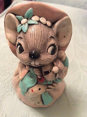 pendelfin mother mouse very good condition