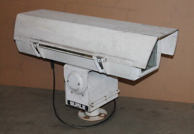CCD camera housing, Security Pan tilt, Large Outdoor, Environmental V8000H Burle