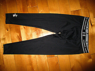 UNDER ARMOUR Cold Gear BOYS Youth Medium Size 8 - 10  Fitted Long Underwear