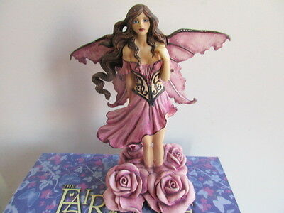 Rare Fairy Site Figure Daphne By Amy Brown Retired Figure Ltd Edition Boxed