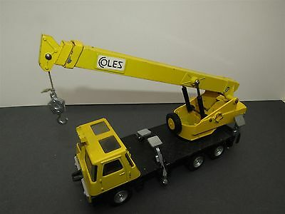 Dinky Toys Coles Hydra Crane Truck