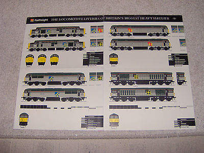 Railfreight Posters (3)