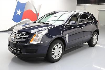 2014 Cadillac SRX Luxury Sport Utility 4-Door 2014 CADILLAC SRX LUX HTD SEATS PANO ROOF REAR CAM 36K #535599 Texas Direct Auto