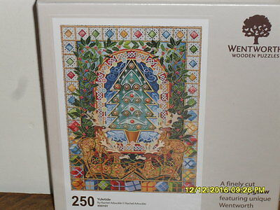 Wentworth Wooden Jigsaw Puzzle - 250 Pieces Yuletide - New & Sealed