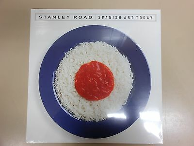 Stanley Road Spanish Art Today Lp Mint Sealed+Poster 2013 Mod Revival Power Pop
