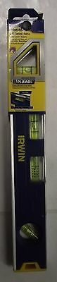 """IRWIN Tools 1794157 12"""" Magnetic Toolbox Level 150T Series"""