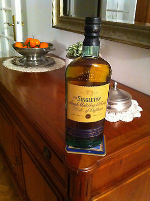 1 Bt Whisky The Singleton 12 Ans + Disponibles
