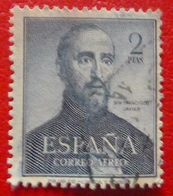 1952. 2p XAVIER stamp - used.