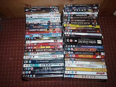 Joblot Of 48 Dvd Movies Mix ,comedy,action ,horror Etc