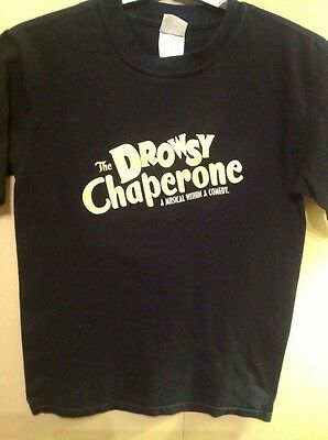 LOVELY OFFICIAL 'DROWSY CHAPERONE' Theatre Merchandise Size S, BROADWAY USA SHOW