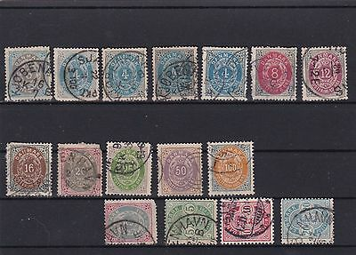 Finland 1875 Stamps   R3261
