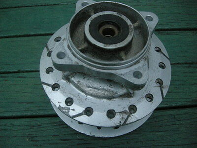 Honda XR100/CRF100 Rear hub.